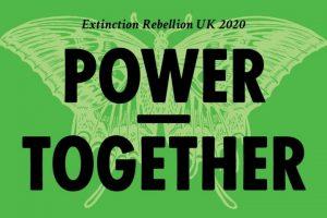 Extenction Rebellion Strategy 2020