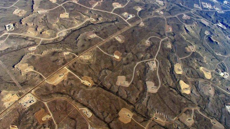 Fracking führt zur Ausbreitung von Tripper