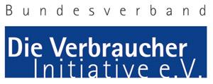 Logo Verbraucher Initiative