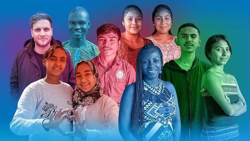 Mission2020 Globale Ziele erleben Protagonisten alleFarben