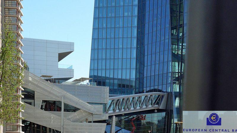 EZB plant Klima-Stresstest für Banken