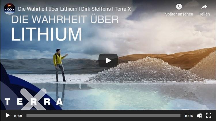 Lithium – Hoffnungsträger oder Umweltproblem?