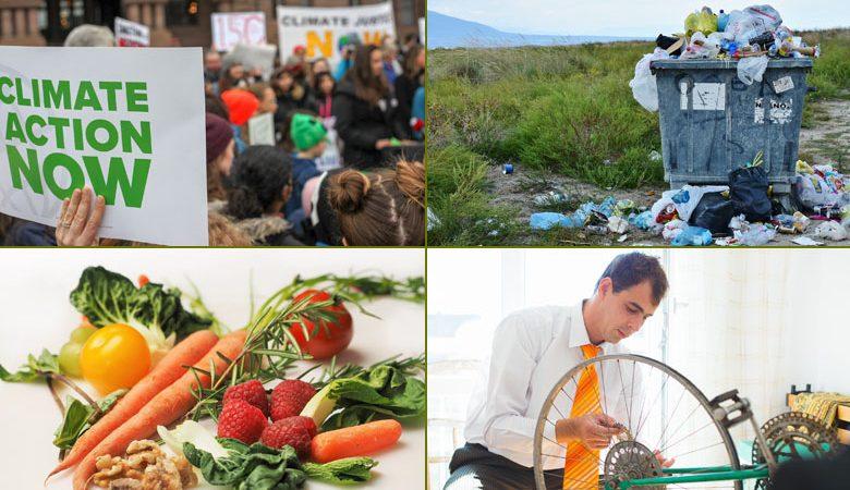 Galerie: Neuer Lebensstil für mehr Klimaschutz