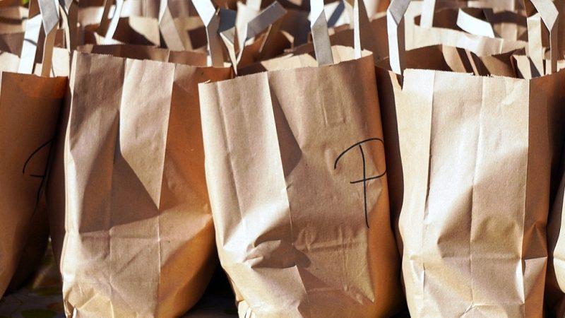 Nachhaltige Verpackung im Einzelhandel