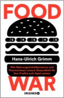 Cover Food War Grimm  Droemer