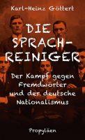 Cover Sprachreiniger Propylaeen 1