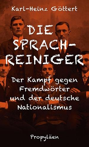 Cover Sprachreiniger Propylaeen 2