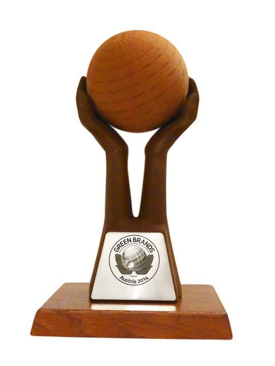 GREEN BRANDS Trophy 2