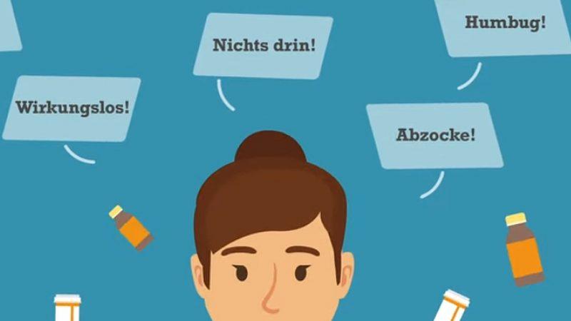 Studie beweist: Homöopathie wirkt!