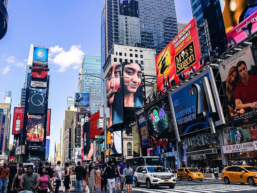Vorfahrt für Fußgänger: New York verbannt Autos