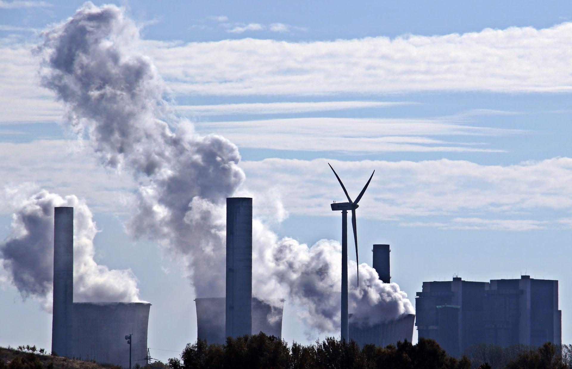 CO2-Emissionen gingen 2019 deutlich zurück