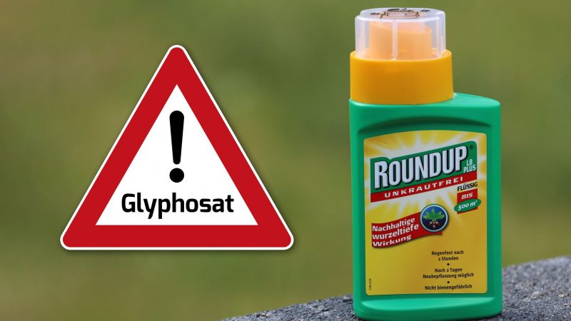 Glyphosat Roundup