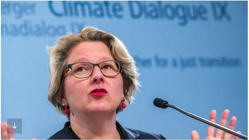 Corona-Pandemie bremst Klimadiplomatie