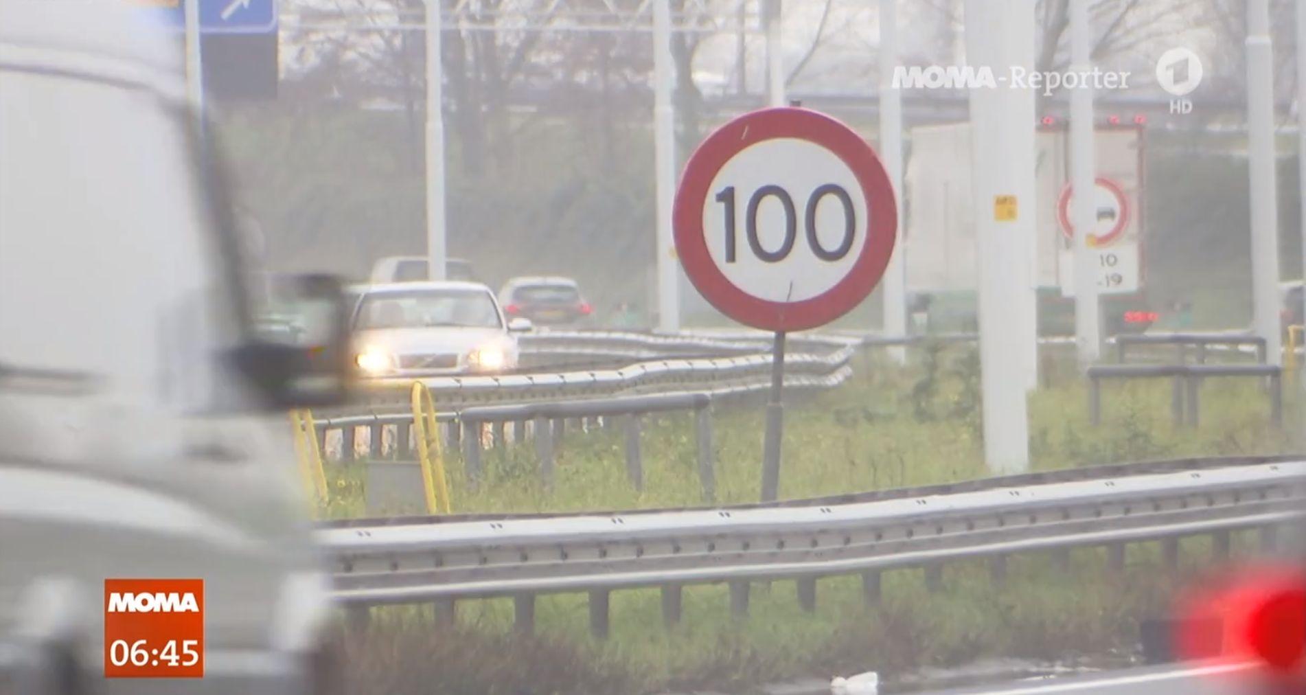 Tempo 100 für das Klima
