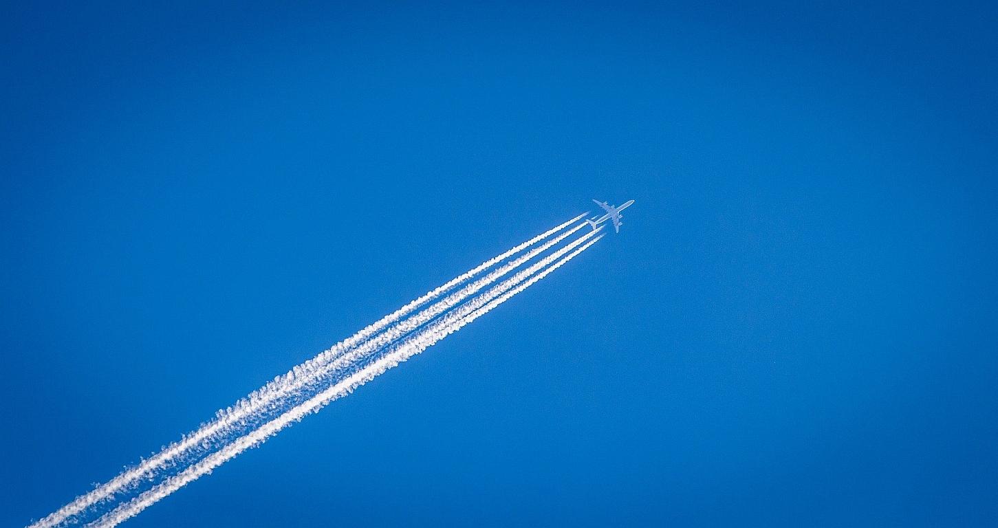 Leere Flieger verpesten derzeit unnötig die Luft