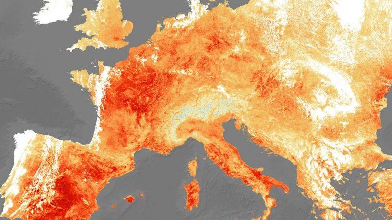 2019 war Europas heißestes Jahr