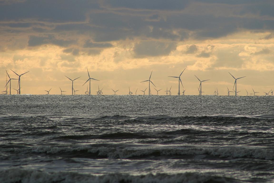 Offshore-Wind: Neuland beim Abbau