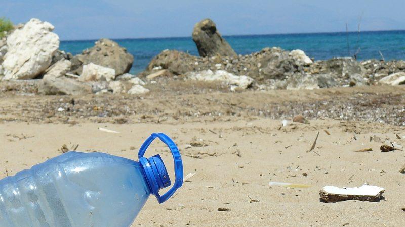 Schluss mit Plastikmüll: Enzym frisst PET