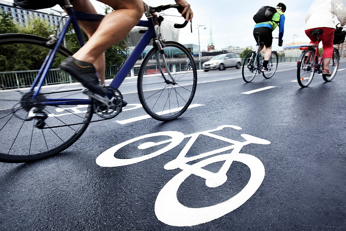 Straßen zu Radwegen: Corona macht's möglich