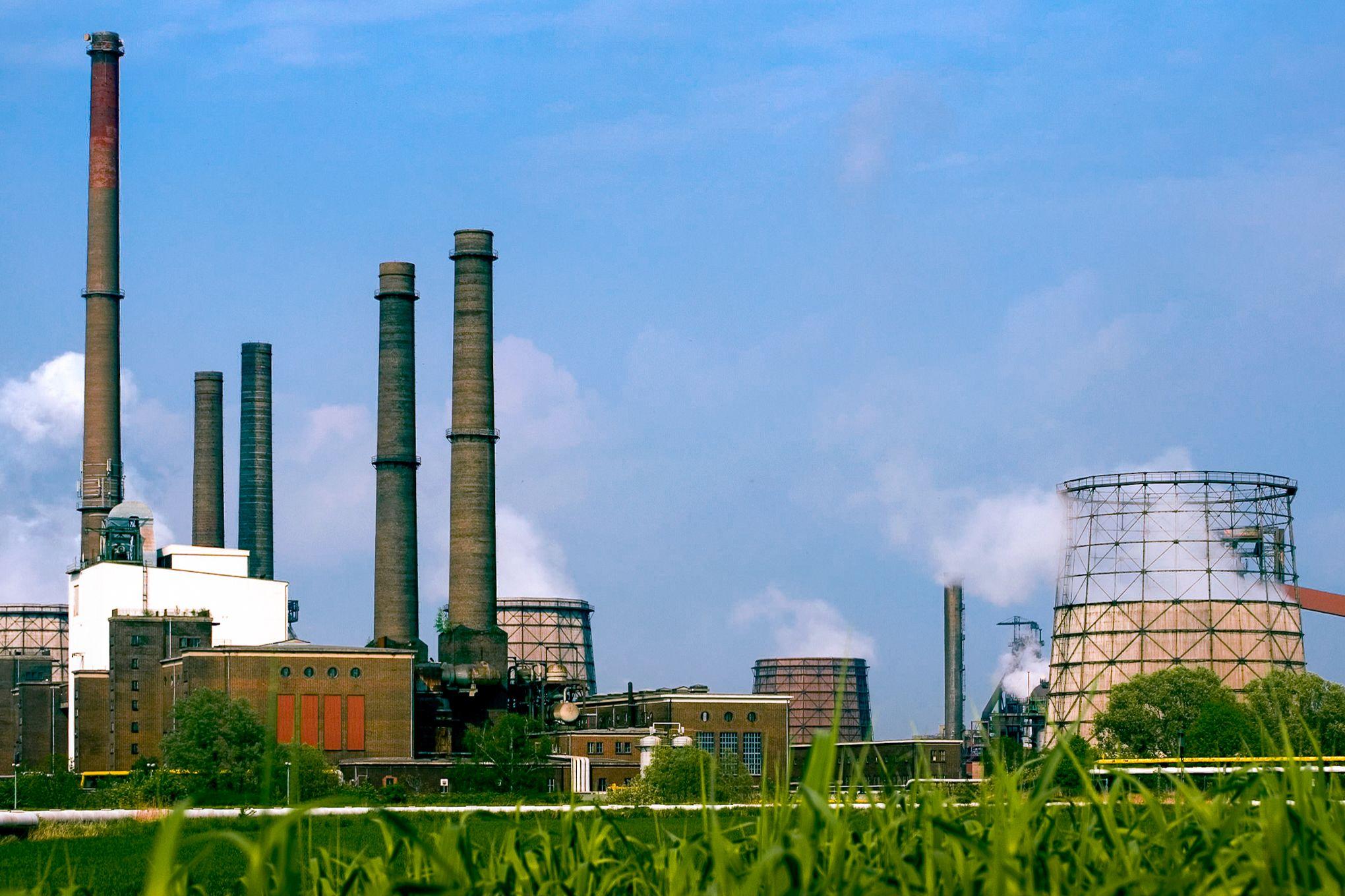 Wasserstoff – hin zur grünen Industrie?