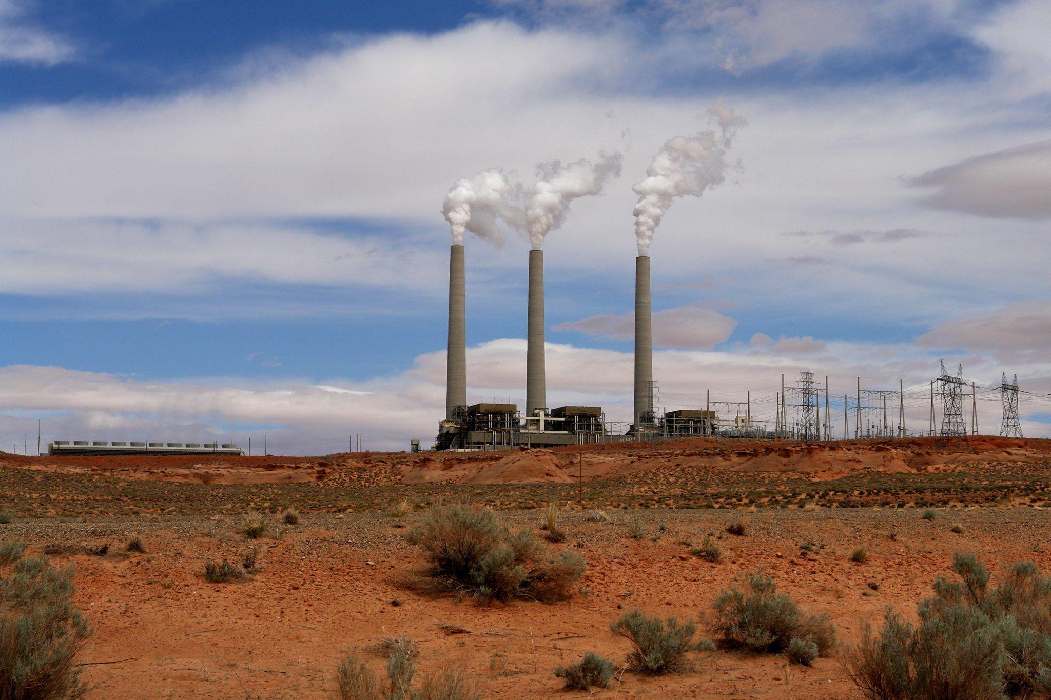 USA setzen Umweltgesetze aus