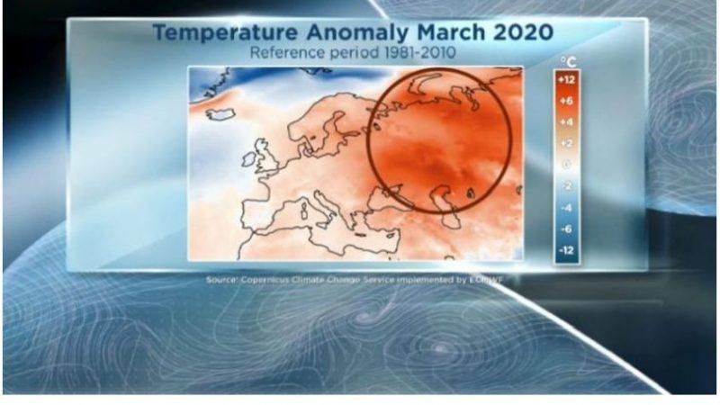 Corona: Klimawandel bleibt  ein Problem