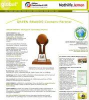 screen green brands