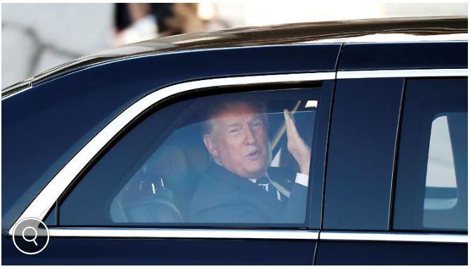 Trump lockert Emissionsstandards für Pkw