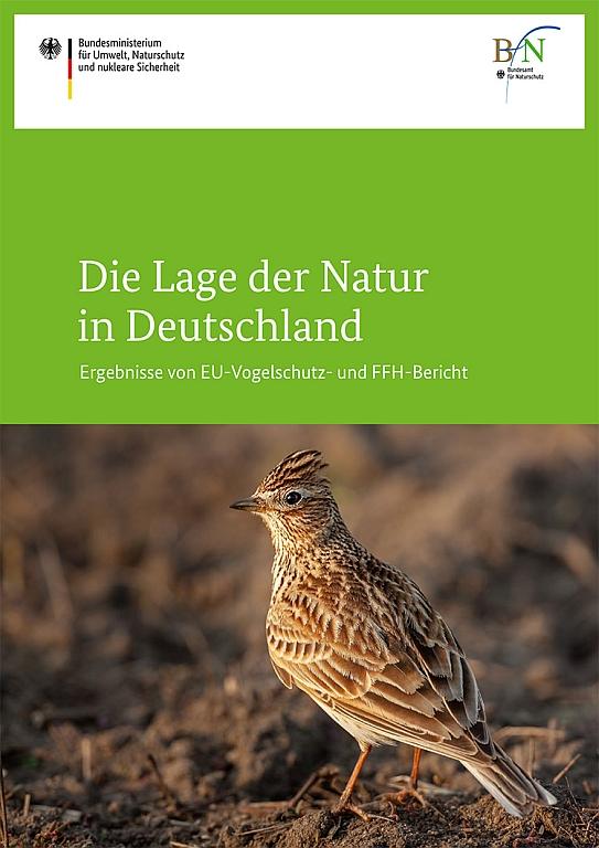 BfN Cover Bericht zur Lage der Natur 2020