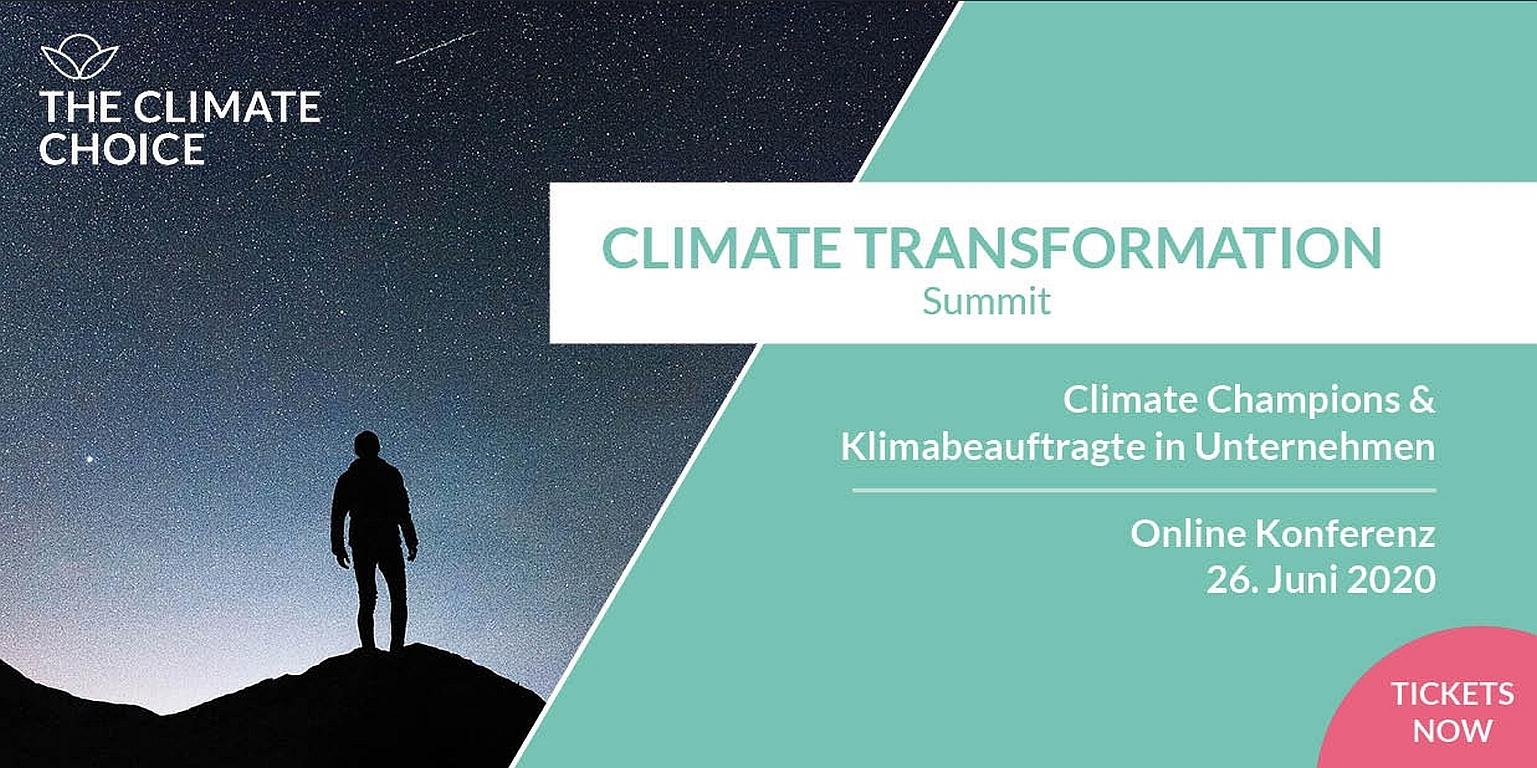 """Climate Distancing"" soll keine Chance haben"