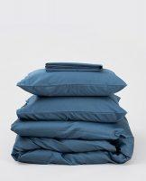 Juniper Bettwäsche blau