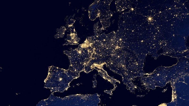Aus Corona lernen: Mit Fotos aus dem Weltraum