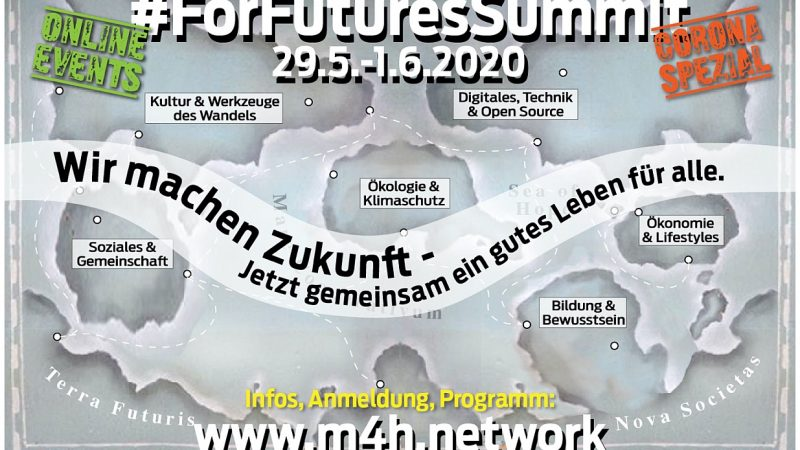 Pfingsten: For-Futures-Summit 2020