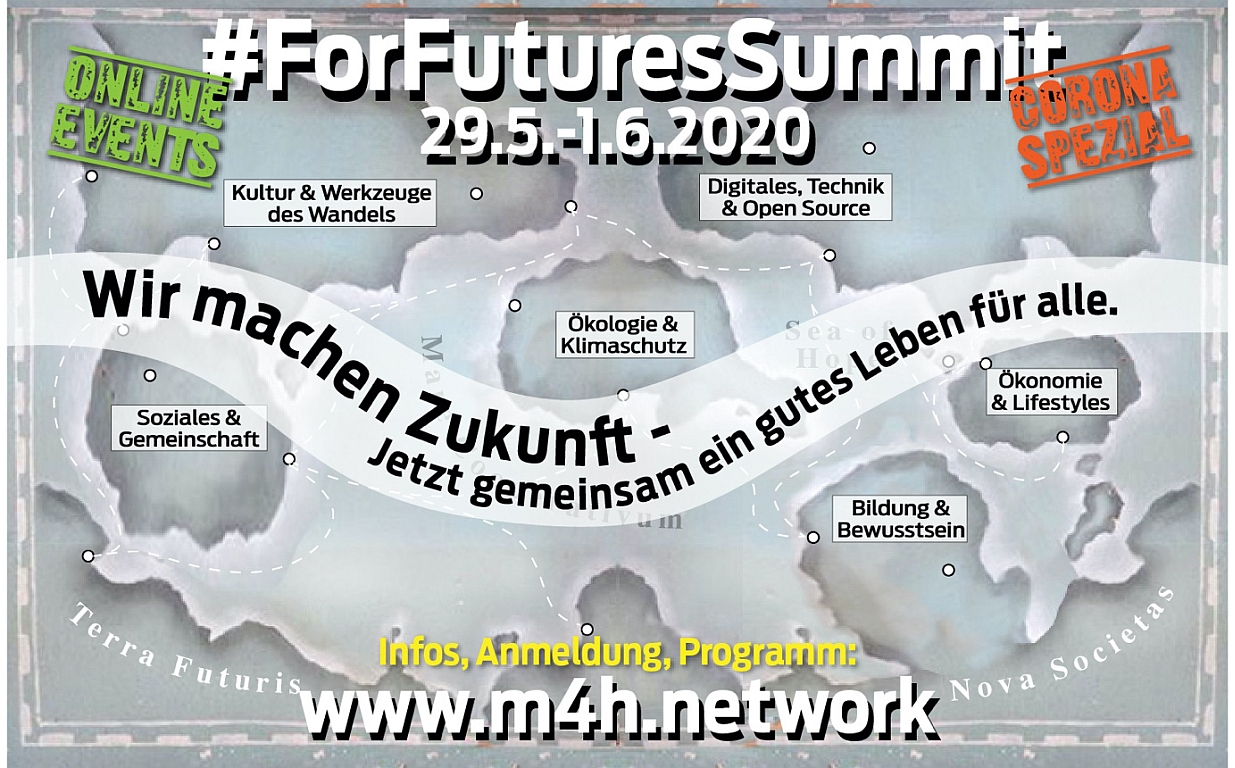 Pfingsten: For-Futures-Summit 2020