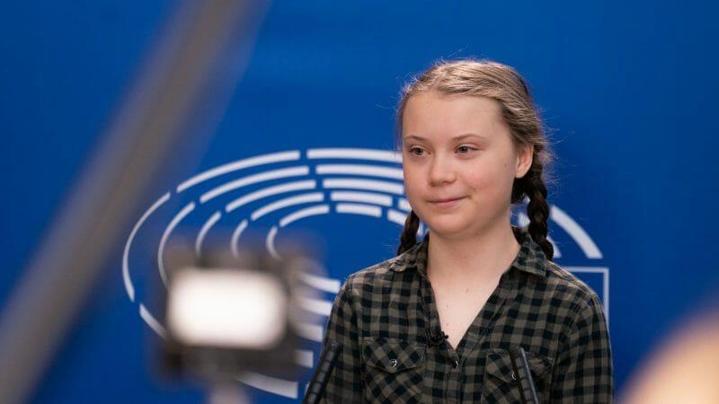 """Greta Thunberg: Die Menschheit rast """"in die falsche Richtung"""""""