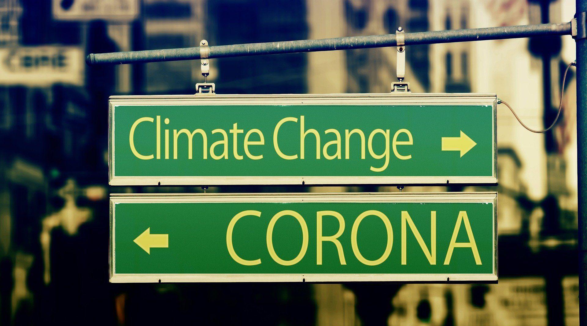 Klimawandel bereitet soviel Sorgen wie Corona
