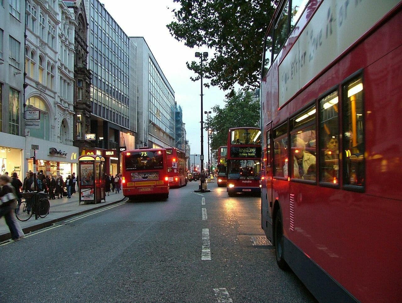 London: Autofreie Innenstadt