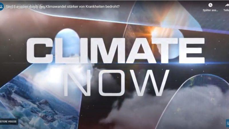 Klimawandel: Sind Europäer stärker von Krankheiten bedroht?