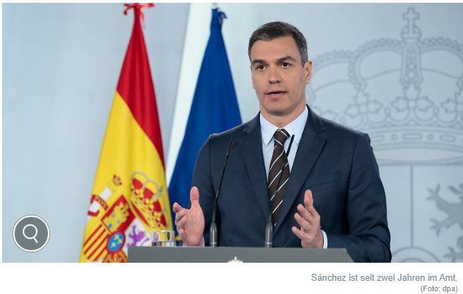 Spanien führt Grundeinkommen für Arme ein