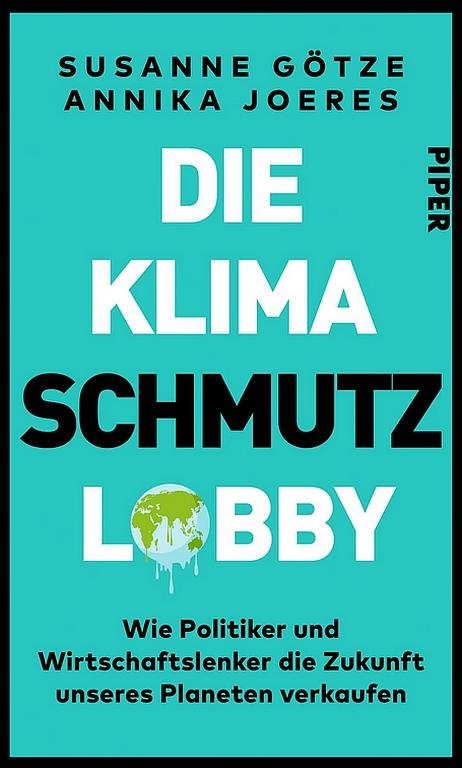 Cover Klima Schmutz Lobby Piper Verlag