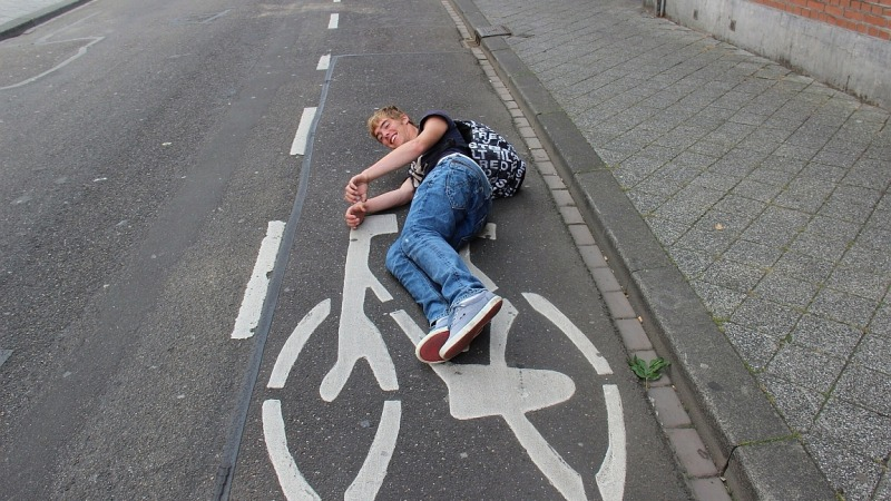 """DUH fordert mehr """"Platz für die Radfahrer"""""""