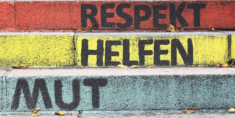 Mehrheit für Respekt und Demokratie