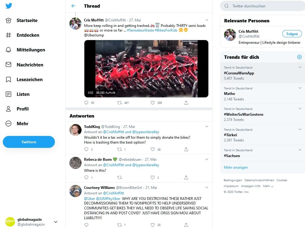 Screen Twitter Jumpaktion