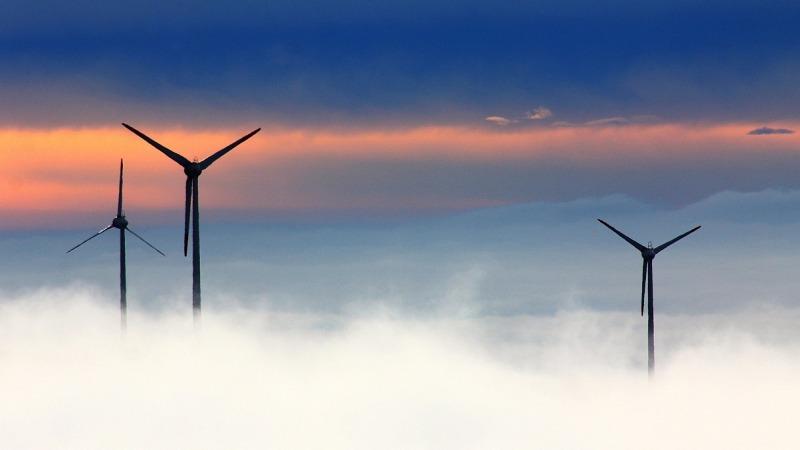Linksdrehung der Rotoren brächte mehr Windstrom
