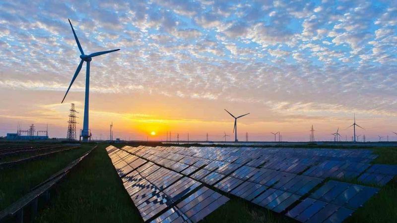 Wind-Solar-energie