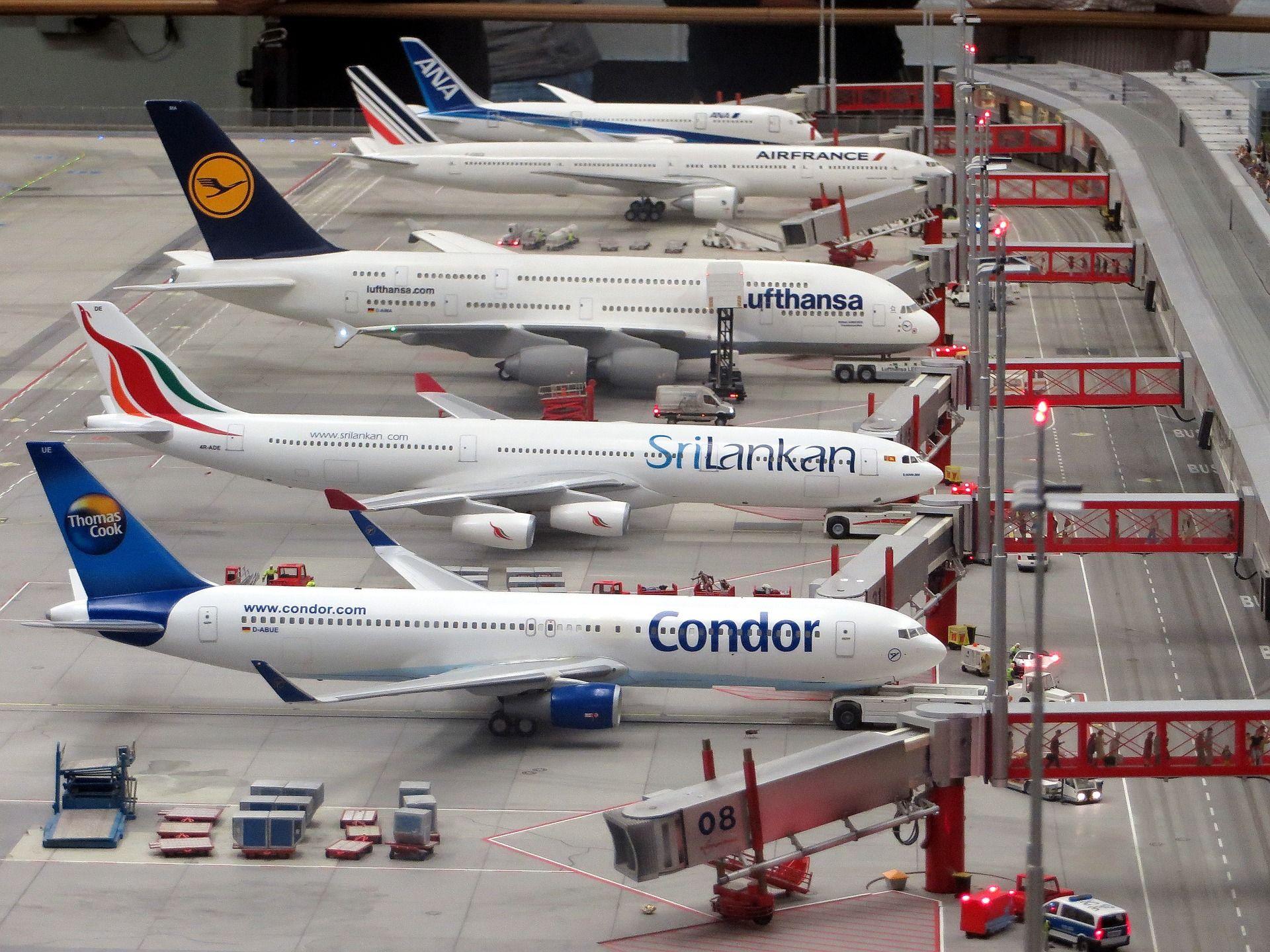 EU-Kommission will umweltfreundlichere Flugrouten