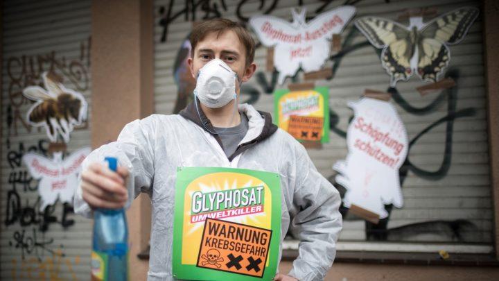 Zensurheberrecht: Glyphosat-Gutachten