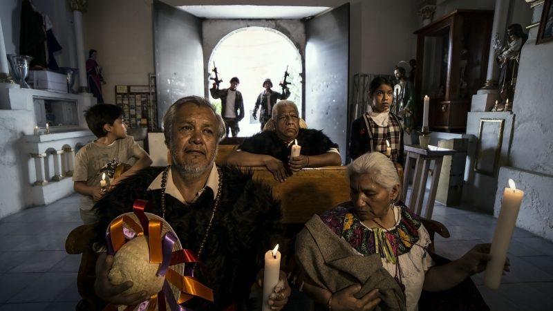 mexico sin olvido mientras orabamos gv Pablo Alvarez