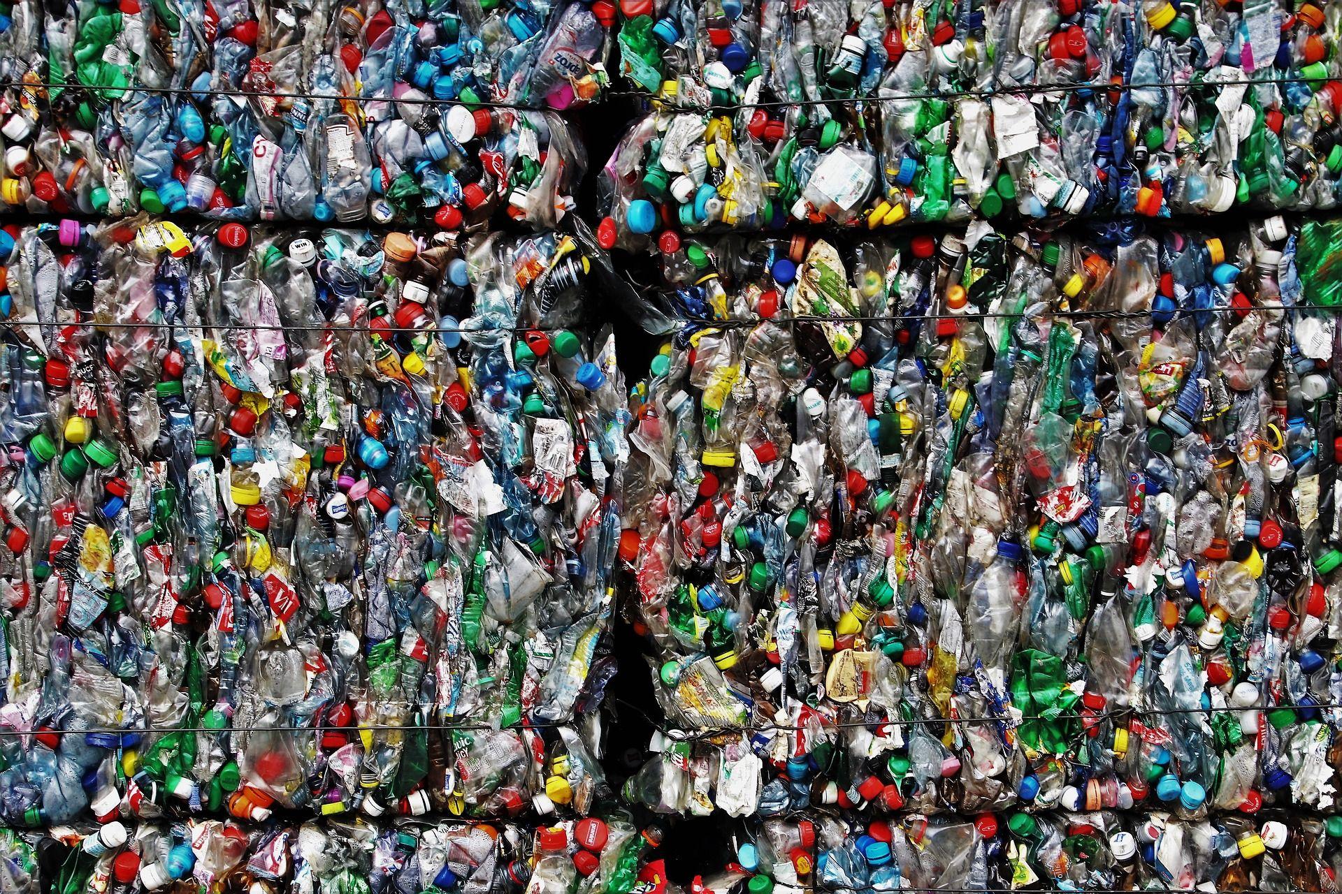 Höheres Plastikmüllaufkommen in Corona-Krise