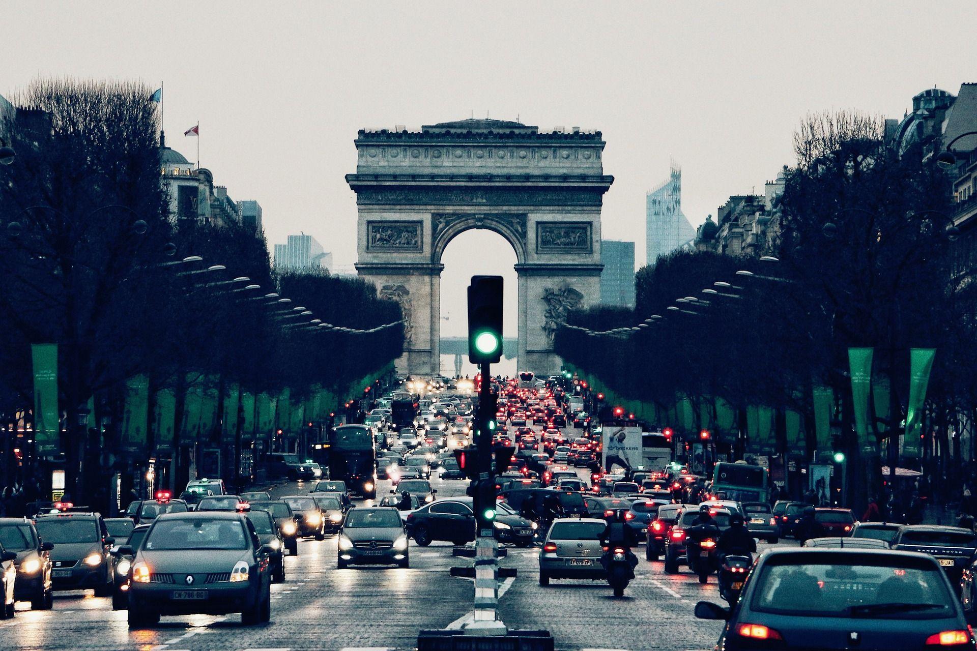 Lockdown-Ende: Luft in Paris wieder schlechter